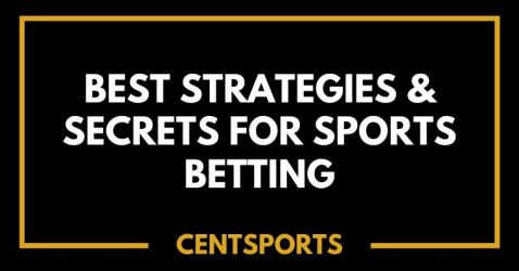 Best Strategies & Secrets for Sports Betting