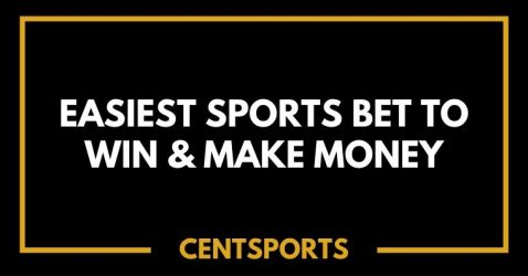 Easiest Sports Bet to Win & Make Money