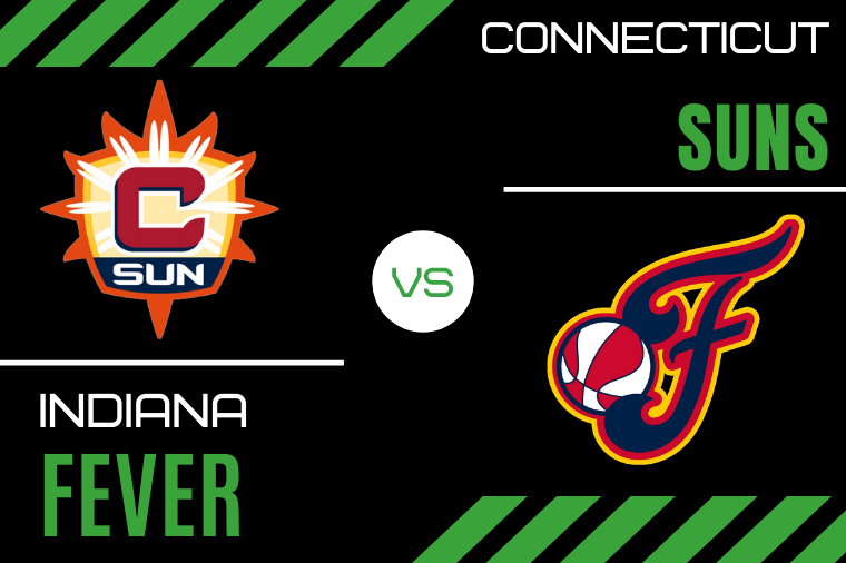 Connecticut Suns vs. Indiana Fever WNBA Spread Pick & Prediction