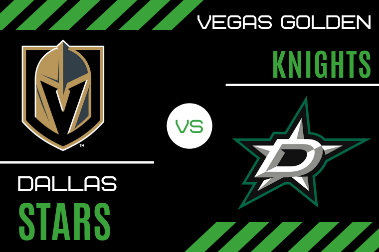 Dallas Stars vs. Vegas Golden Knights Game 3 NHL Spread Pick & Prediction