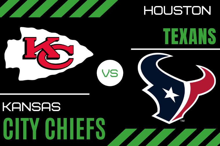 Houston Texans vs. Kansas City Chiefs NFL Spread Pick & Prediction