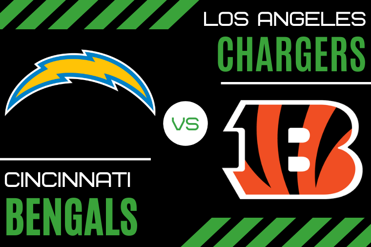 Los Angeles Chargers vs. Cincinnati Bengals NFL Spread Pick & Prediction