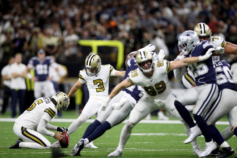 2020 NFL Betting: The Top 3 Kickers in the NFL